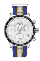 Часы Tissot QUICKSTER CHRONOGRAPH NBA GOLDEN STATE WARRIORS T095.417.17.037.15