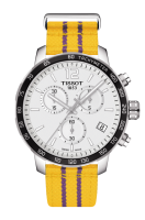 Часы Tissot QUICKSTER CHRONOGRAPH NBA LOS ANGELES LAKERS T095.417.17.037.05