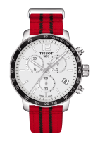Часы Tissot QUICKSTER CHRONOGRAPH NBA CHICAGO BULLS T095.417.17.037.04