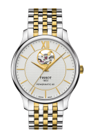 Часы Tissot TRADITION POWERMATIC 80 OPEN HEART T063.907.22.038.00